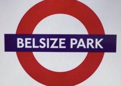 Belsize Park Tube